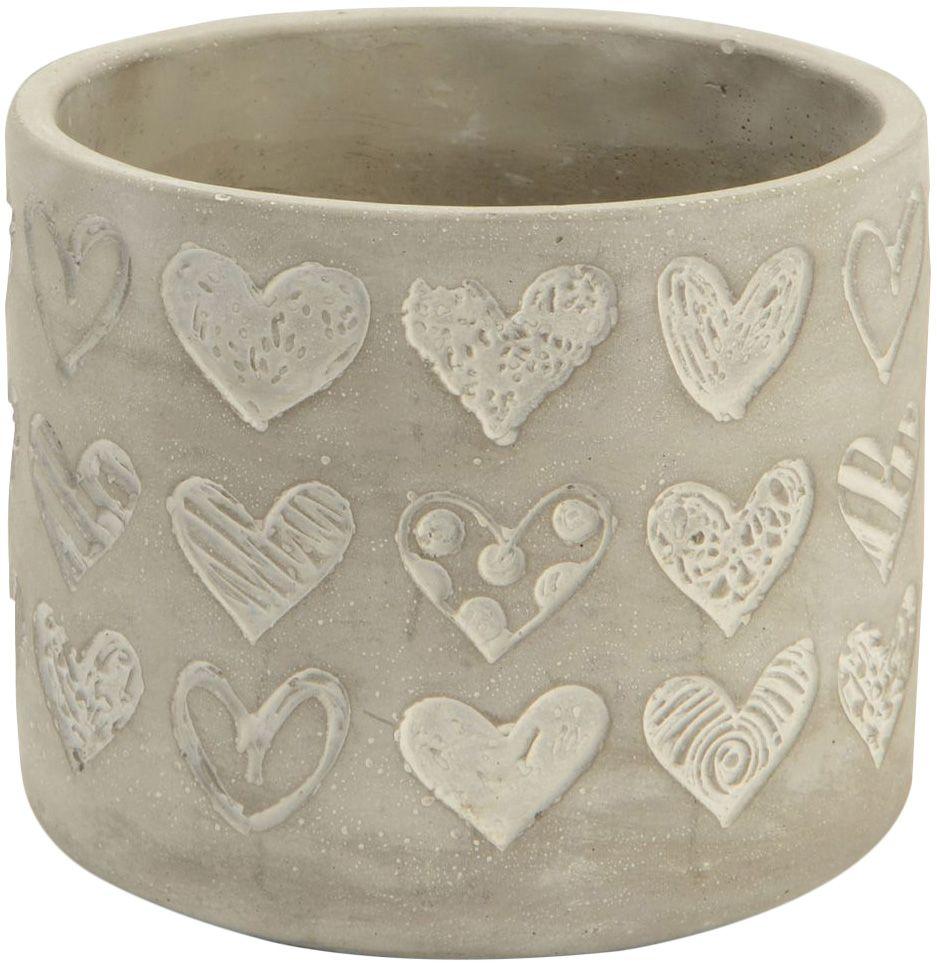 Cache-pot-ciment-Love
