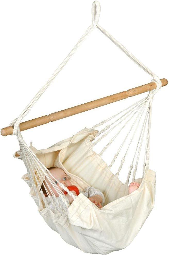 Chaise hamac pour bébé Yayita en coton bio