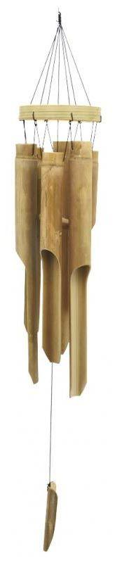 Carillon à vent 5 bambous