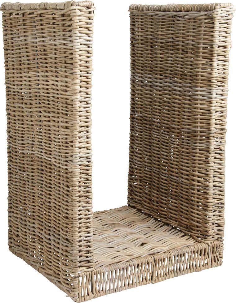 grand panier porte b ches en m tal et poelet gris 48x44x74cm eur 159 00 picclick fr. Black Bedroom Furniture Sets. Home Design Ideas